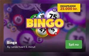 Bingo! Spil med på Danmarks bedste bingospil